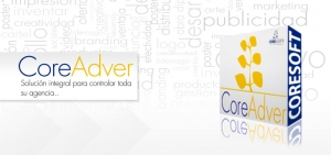 Software para Agencias de Publicidad: CoreAdver